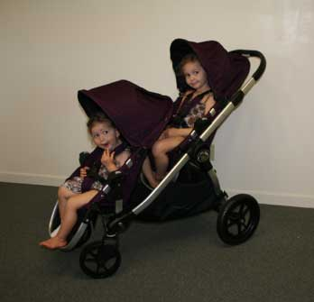 Best Convertible Strollers - Baby Jogger City Select