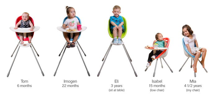 Phil & Teds poppy high chair review
