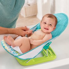 travel infant bather