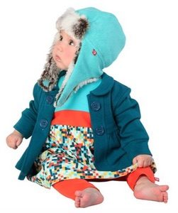 kids winter wear - Zutano Hat