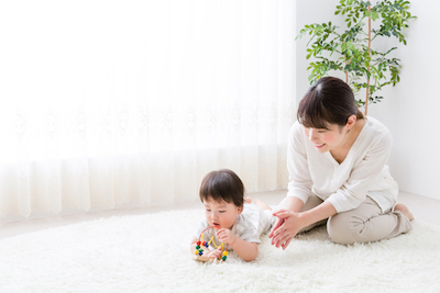 9 month old baby activities