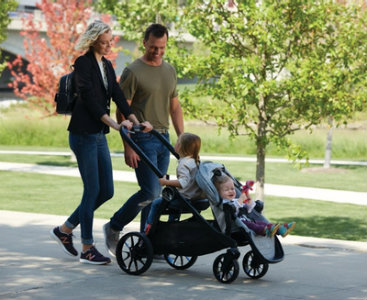 Some of the best city strollers will grow with your family, like the City Select Lux.