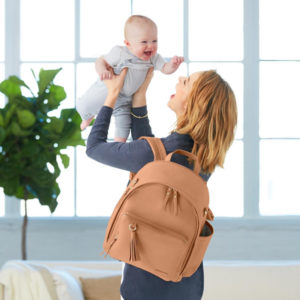 Skip Hop Greenwich Diaper Backpack