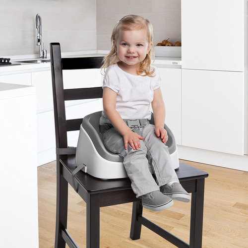 ead7ec3a6077 Booster Chair for Eating - Ingenuity Smart Clean Booster Seat