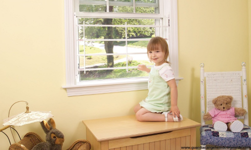 babyproofing windows