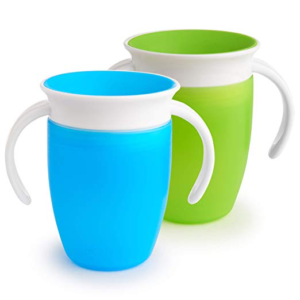 bottle to sippy cup transition